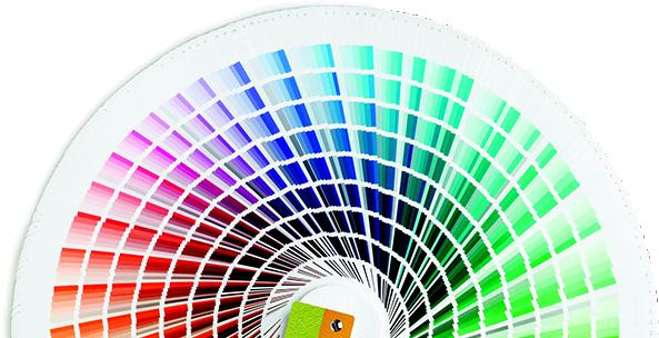 kleurwaaier